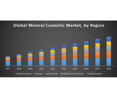 Global Mineral Cosmetic Market