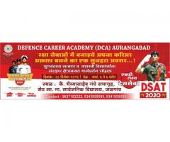 Best Academy For Defence Coaching in Aurangabad, Maharashtra- Defence Career Academy