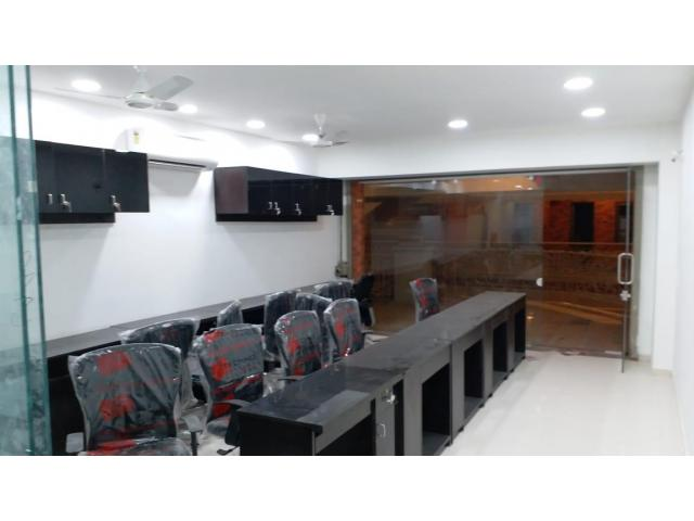 Furnished office for the rent in the Ahmedabad - 1/1