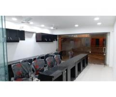 Furnished office for the rent in the Ahmedabad