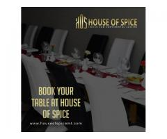 Best Asian Food in Malta | House of Spice