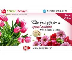 Flower And Cake Delivery In Chennai Floristchennai