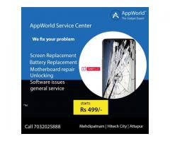 AppWorld™ - Rs.499 30 mins Repair - oneplus service center