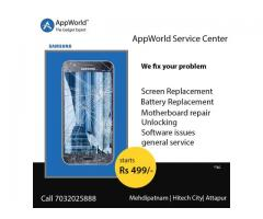 AppWorld™ - Rs.499 30 mins Repair - samsung service center mobile