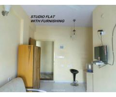 Family Furnished Flats 1BHK / Studio For Rent