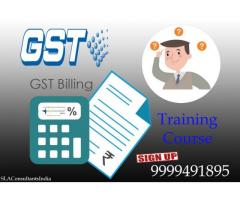 Best GST Training Institute - SLA Consultants India