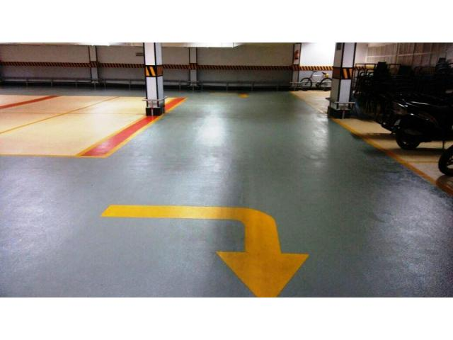 Electro Static Dicipative Epoxy floors for parking areas. - 1/1