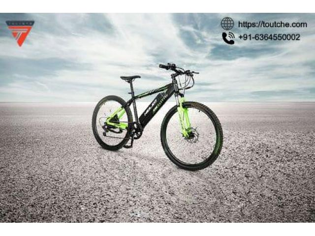 Best Electric Cycle In India - toutche.com - 1/1