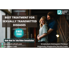 Best Treatment For Sexually Transmitted Diseases In Kerala