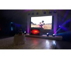 Hire LED Wall in Hyderabad   Starting from  ₹6000 Onwards