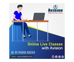 Online Preparation for Bank, SSC, Railway - Avision Institute