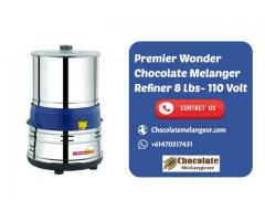 Shop Online Premier Chocolate Refiner Machine – Chocolate Melanger