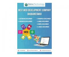 Get top quality web design services with Ratna Technology
