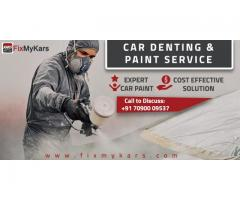 Car Dent and Paint Service | fixmykars.com