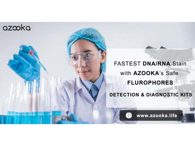 Safe and Fast RNA extraction kit - Total RNA extraction - azooka.life - 1/1