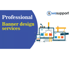 Banner design services In  for better design