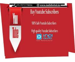 Buy Youtube Subscribers with cheapest price