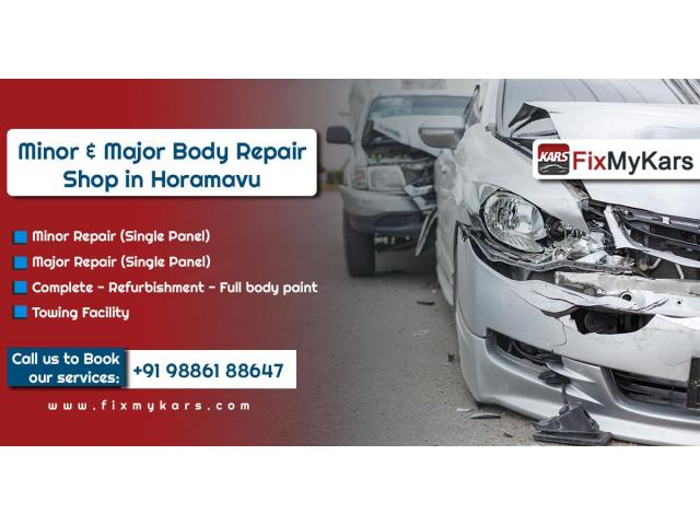 Auto Repair Shop | Best Car Mechanic in Bangalore | fixmykars.com - 1/1