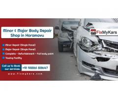 Auto Repair Shop | Best Car Mechanic in Bangalore | fixmykars.com