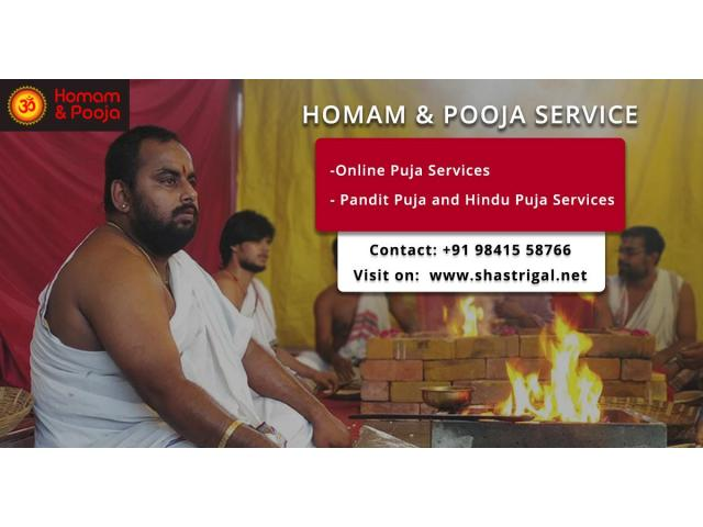 Homam and Pooja Services - shastrigal.net - 1/1