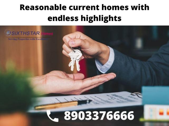 Independent villa sale in Trichy - sixthstar Homes - 1/1