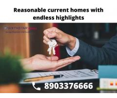 Independent villa sale in Trichy - sixthstar Homes