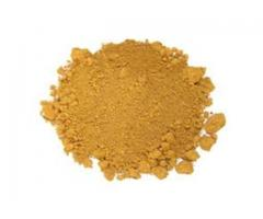 YELLOW OCHRE POWDER SUPPLIER AND EXPORTERS
