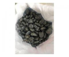 MEXICAN GREY AND BLACK SILICA STONES AND PEBBLES
