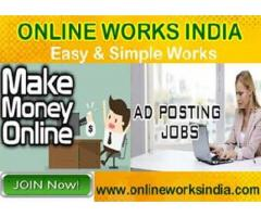 Online Ads Posting Jobs
