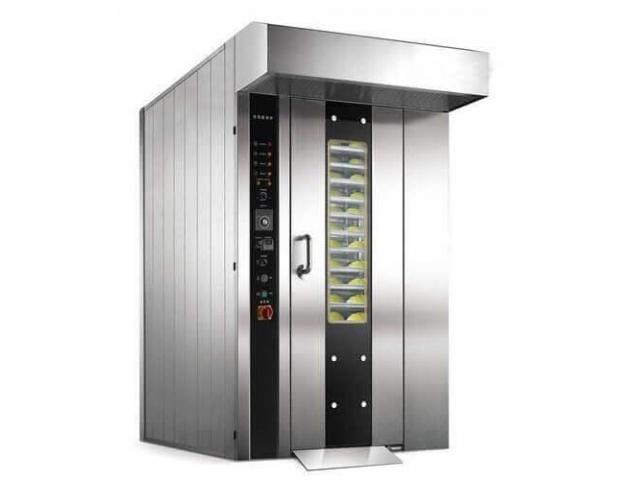 New Design Rotary Rack Oven Manufacturers - 1/1