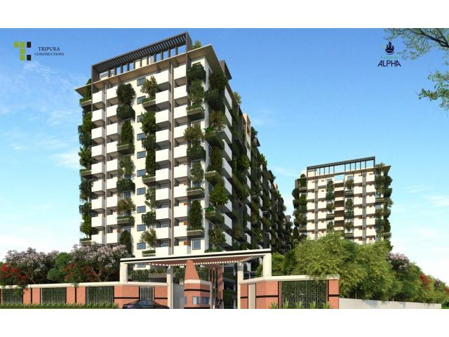 2BHK Flats For Sale In Tellapur - 1/1