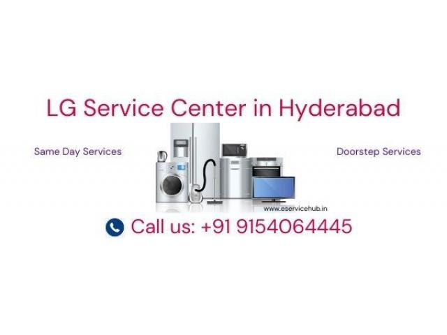 LG Service Center in Hyderabad- 9154064445| Eservicehub - 1/1