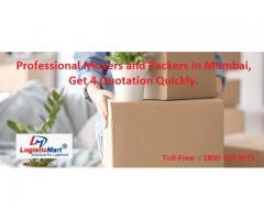Top Packers and Movers in Mumbai at LogisticMart