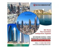 Canada Immigration Consultants in Dubai | Canada Work Permit from Dubai | Novusimmigration.net