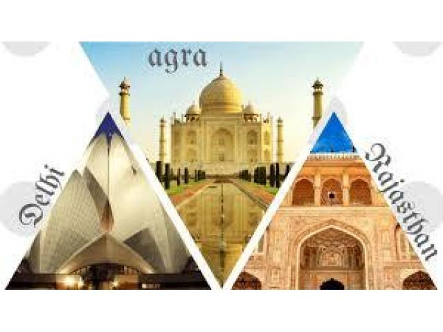 Golden Triangle tour packages - 1/1