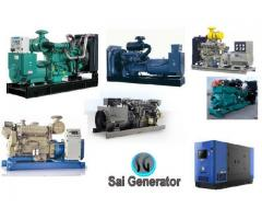 Used generators sale Cummins - Kirloskar, Ashok leyland Shree Sai Generator