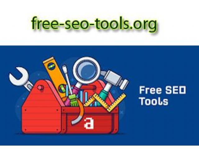 Find Here Best Free Seo Tools - 1/1