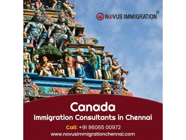 Canada Immigration Consultants in Chennai - 1/1