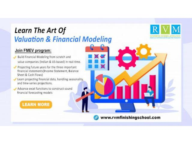 Certification in Financial Modeling and Equity Valuation Training - 1/1