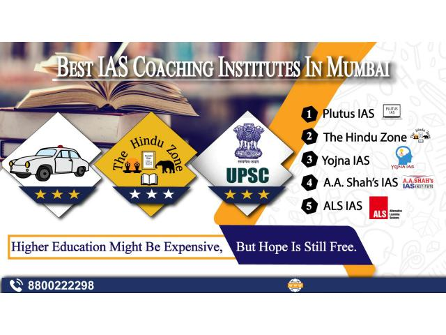 How to Choose the Best IAS  Coaching Classes For UPSC Civil Services Examination In Mumbai? - 1/1